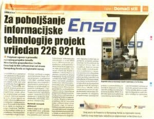Bjelovarski_list_ENSO-objava
