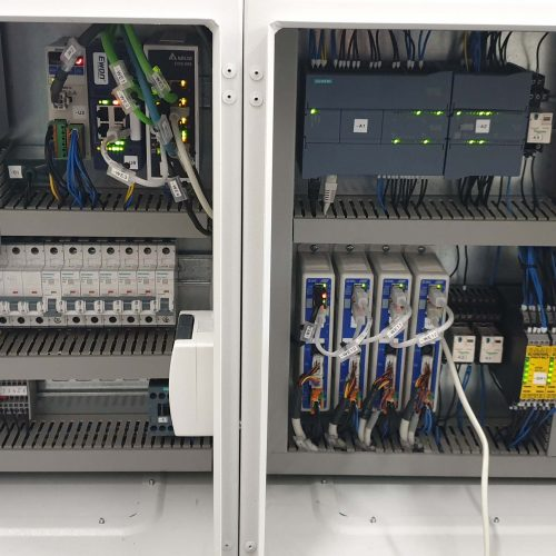 KOTRA electrical cabinet